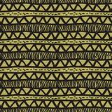 Stammen naadloze patroonvector met de tekeningsillustratie van de slanghuid klaar voor druk royalty-vrije illustratie