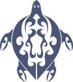 Stammen schildpad Stock Afbeelding