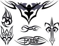 Stammen tatoegering Royalty-vrije Stock Foto's