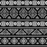 Stammen uitstekende etnische naadloos Royalty-vrije Stock Foto's