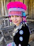 Stammen vrouwen in Thailand Royalty-vrije Stock Foto