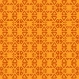 Stammenkunst etnisch naadloos patroon Mensen die achtergrondtextuur herhalen Geometrische af:drukken Stoffenontwerp royalty-vrije illustratie