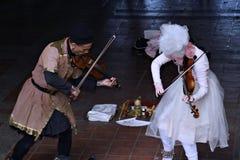 Stammes- Barock Lizenzfreies Stockfoto