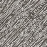 Stammes- diagonales nahtloses Muster stock abbildung