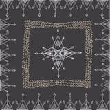 Stammes- Hintergrund Stockbilder