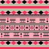 Stammes- Muster Stockbilder