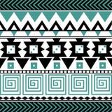 Stammes- Muster Lizenzfreie Stockbilder