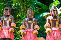 Stammes- Sicherheitskraft Stockfoto