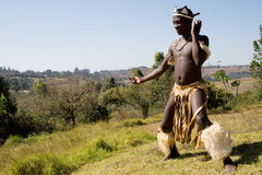 Stammes- Tanz lizenzfreie stockfotos