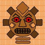 Stammes- Totem-Auslegung Lizenzfreies Stockbild