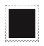 Stamp Royalty Free Stock Photography