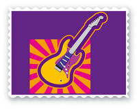 Stamp Stock Photography