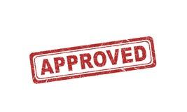 Stamp approved. Grunge stamp approved. Vector illustration vector illustration