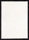 Stamp on the back Stock Photos