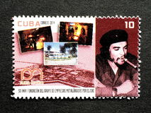 Stamp of Che Guevara Royalty Free Stock Photo