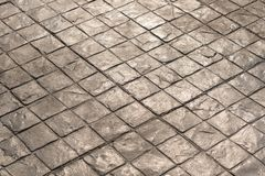 Stamp concrete texture pattern and background. Royalty Free Stock Image