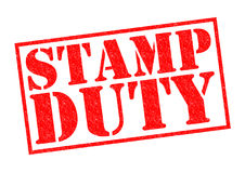 STAMP DUTY Stock Photos