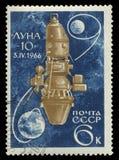 Stamp, macro Royalty Free Stock Image