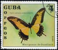Stamp, macro Stock Images