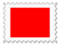 Stamp for picture rate 4:3 Stock Photo