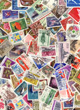 Stamp  postage Stock Image