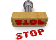 STAMP STOP - 3D Stock Photography