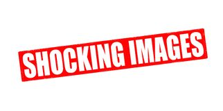 Shocking images stock photos
