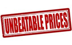 Unbeatable prices Stock Photos