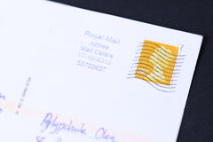 Stamp of United Kingdom Royalty Free Stock Photo