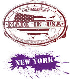 Stamp usa Stock Images