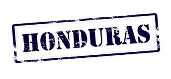 Honduras. Stamp with word Honduras inside,  illustration Stock Photo