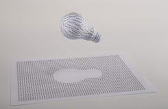 stampa 3D Fotografie Stock Libere da Diritti