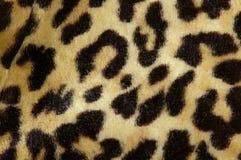 Stampa del leopardo Immagini Stock Libere da Diritti