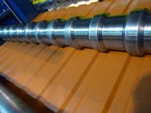 Stampa del metallo Fotografia Stock