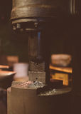 Stampa elettrica industriale Fotografia Stock Libera da Diritti