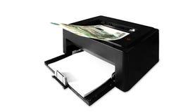stampante Immagine Stock