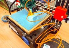stampante 3D Fotografia Stock Libera da Diritti