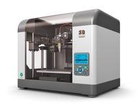 stampante 3D royalty illustrazione gratis