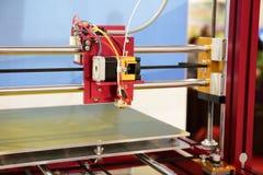 stampante 3D Immagine Stock Libera da Diritti