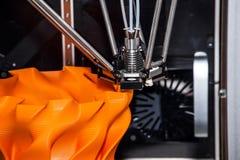 stampante 3D Immagini Stock Libere da Diritti