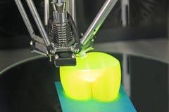stampante 3D per la plastica Immagine Stock