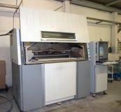 stampante 3D & x28; SLS& x29; Immagine Stock