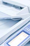 Stampante del fax fotografia stock
