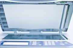 Stampante del fax fotografia stock libera da diritti