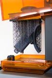 Stampante funzionante 3D Fotografie Stock