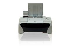 Stampante - isolata Immagine Stock