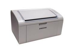 Stampante a laser Samsung Immagini Stock