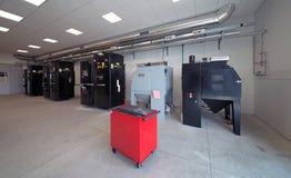 Stampanti del metallo 3D & x28; EBM& x29; Fotografia Stock