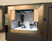 Stampanti del metallo 3D & x28; DMLS& x29; Immagine Stock