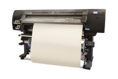 Stampatrice professionale Immagini Stock